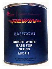 WHITE BASE COAT